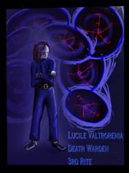 Lucile Valtrorenia by LadyKylin