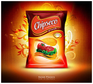 Chipseco Packaging by Viboo