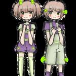 :Twinsies by asta-roth