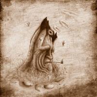 Viejo tronco by DonJorjoroth