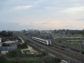 Train 1 by Alberto62
