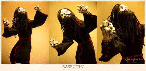 Rasputin Calavera by TimBeard