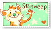 Support Starsweep Stamp by starsweep