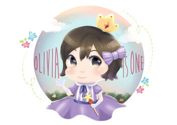 Birthday Princess by idyllicisabel