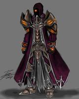 Warlock by crucafix