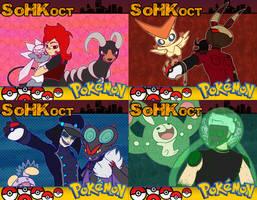 -SOHK-OCT- Pokemon Meme by sarahthecat