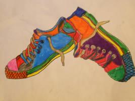 ACID Converse. by miuXgrimmjow1