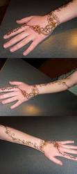 Flowered arm - paste on by Kiwistem