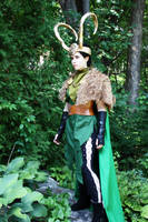 Loki Cosplay 1 by SmudgeThistle