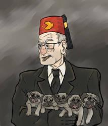 Pug Life by SmudgeThistle