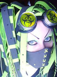 Cyber Me by biohazardbitch