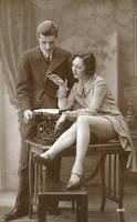 VINTAGE Couple 18_quaddles by quaddles