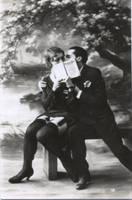 VINTAGE Couple 23_quaddles by quaddles