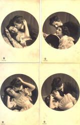VINTAGE Couple 24_quaddles by quaddles