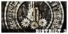 district 3 stamp by steamwork