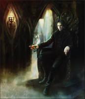vampire by Galatejaa