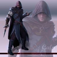 Assassin by Galatejaa