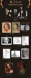 Elizabeth Swann contest by caribbeanpirates