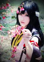 [Hakuouki]  Sakura by quatre2323