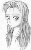 random Manga face 01 by Chacartz
