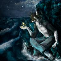 Memory of Fireflies by MarianneEie