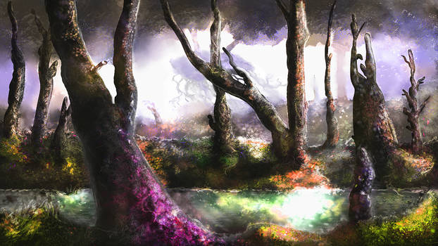 The Wandering Isle by MarianneEie