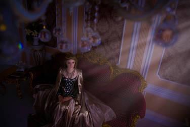 La belle et la bete Princesse by UljanaMold