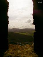 The open window by SaraPereiraArt