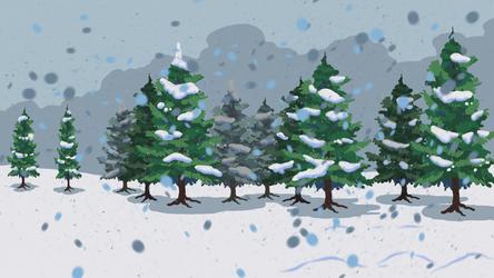 Snow by titano88