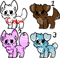 Cat dog adopts by Shadowfirez0