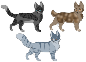 Adopts (3/3 OPEN) by Shadowfirez0