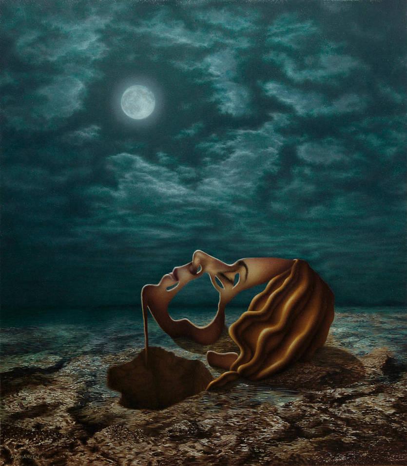 The Nocturnal Mother by ManuelAdrianzen