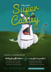 Sport Flyer Golf Caddy Club by n2n44