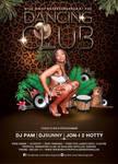 Flyer Dancing Club Wild Night by n2n44