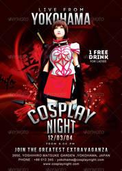 Cosplay night Yokohama by n2n44