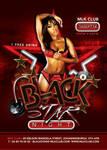 Black Star Special Night Party In Club by n2n44
