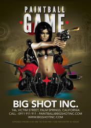 Paintball Special Or Shooting Game Competition by n2n44