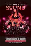 Classy Sexy Electro Sound Party In Modern Club by n2n44