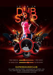 Dubstep Sound Party In Club by n2n44
