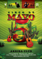 5 De Mayo by n2n44