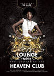 Lounge Club Flyer by n2n44