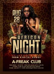 African Night by n2n44