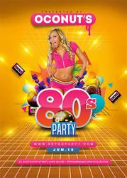 80s Party by n2n44