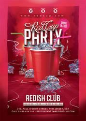 Red Cup Party by n2n44