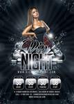 VIP Night Flyer by n2n44