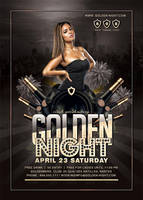 Golden Night Party by n2n44