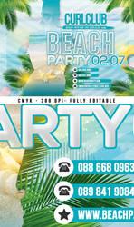 Summer Beach Party by n2n44