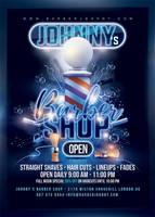 Barber Shop Flyer by n2n44