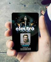 ID Card Club Badge by n2n44