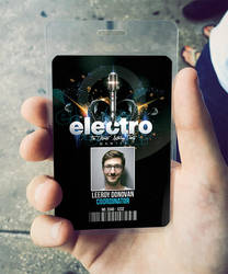 ID Card Club Badge by n2n44